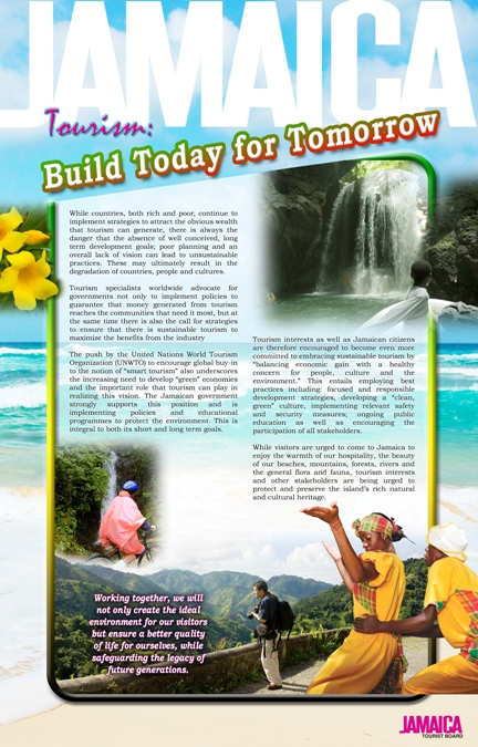 examples of community tourism in jamaica